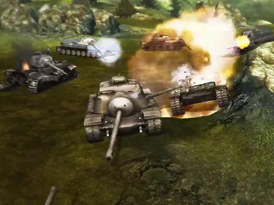 Популярная игра World of Tanks стала доступна на Android и iOS