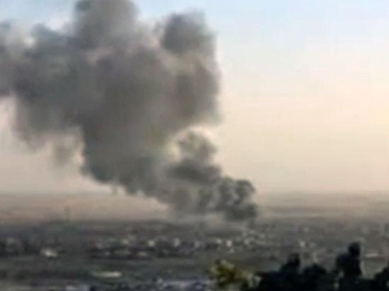 Американцы заранее предупредили Дамаск об авиаударе