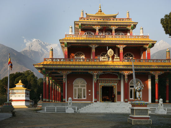 Семь бед — один Тибет