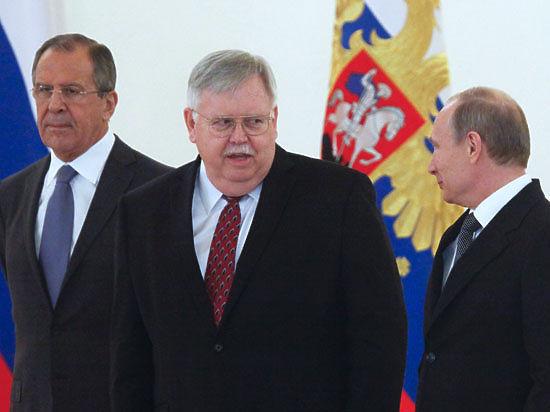 Напутствие Путина послу США: о чем президент предупредил дипломатов