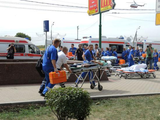 ЧП в метро: спасатели рассказывают о ходе ликвидации катастрофы