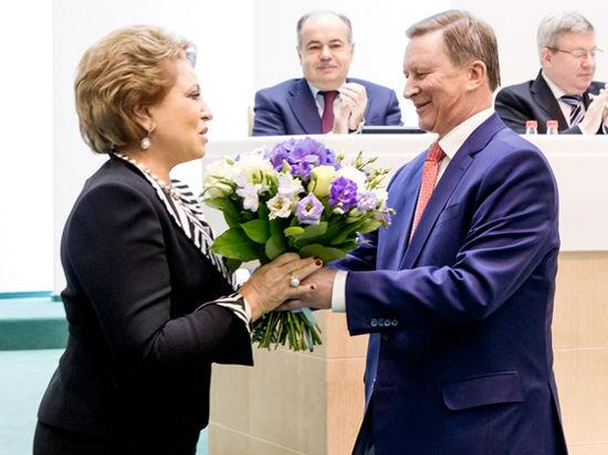 Сессия Совета Федерации началась с выборов председателя