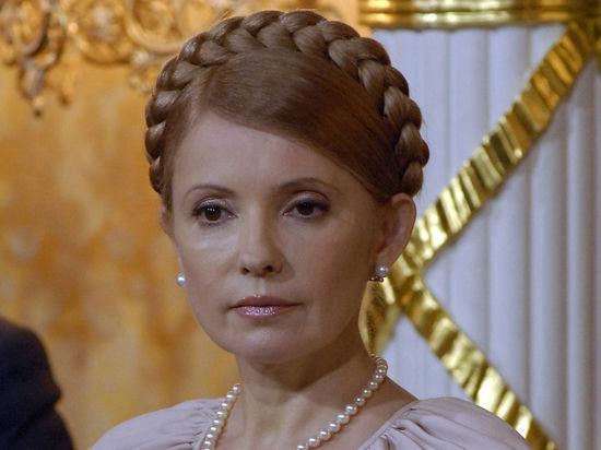 Тимошенко требует совместить второй тур выборов с референдумом о вступлении Украины в НАТО