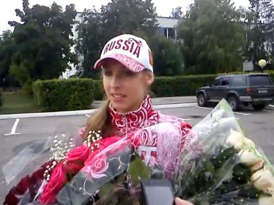 Олимпийская чемпионка Анастасия Близнюк в реанимации и может общаться только через тетю