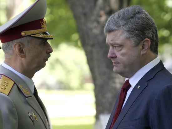 Порошенко объявил мир, чтобы продолжить войну