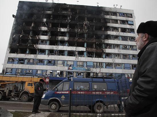 Боевики атаковали Грозный во имя всемирного Халифата?