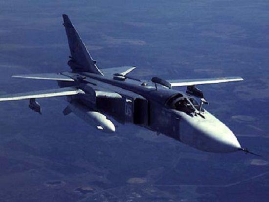 Два российских бомбардировщика Су-24 и один разведывательный самолёт Ан-26 облетели корабль канадских ВМС