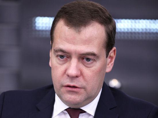 Медведев осчастливил малый бизнес: создано АКГ