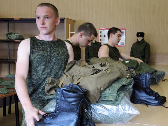 Подготовка призывников в Крыму оказалась под угрозой срыва