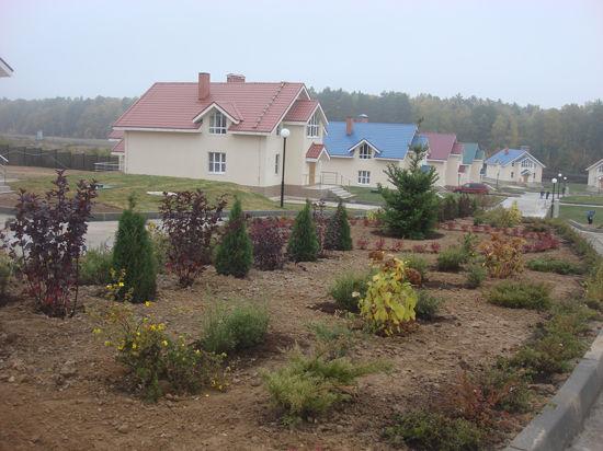 В Серпуховском районе открылся уникальный «Семейный городок»