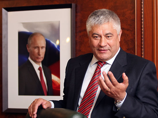 Глава МВД РФ Колокольцев об отставке: «Я не подавал рапорт»