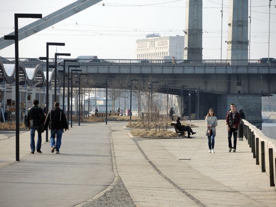 Власти полны решимости превратить берега Москвы-реки из убогих клочков земли в улицы-«сады»