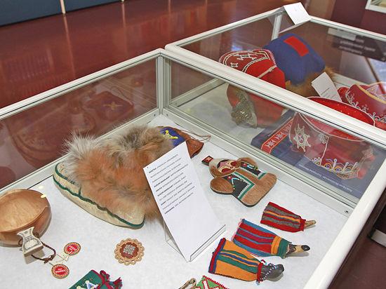 В Лапландской высшей школе в Рованиеми открылась уникальная выставка кольских саамов