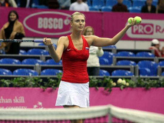 Мария Шарапова оступилась в 4-ом круге US Open и выбыла из турнира