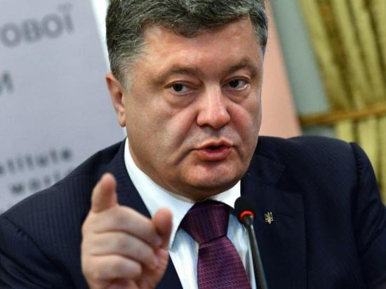 Порошенко предложил Путину участвовать в восстановлении Донбасса