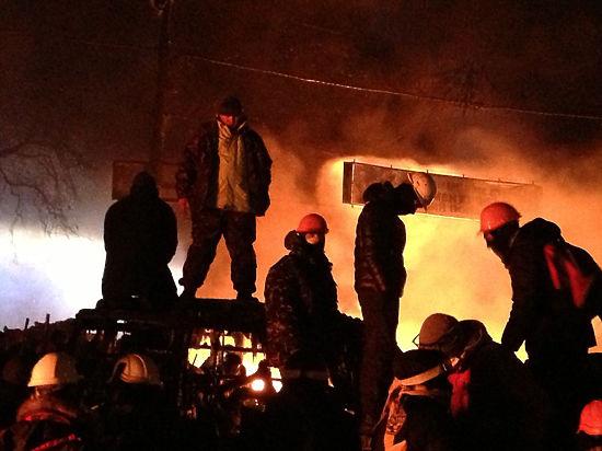 «Кухарки» украинской власти