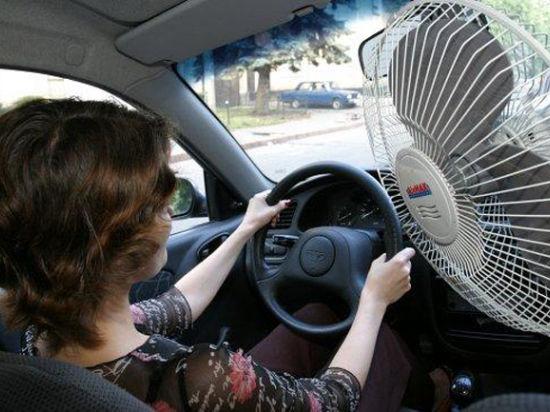 Особенности летней эксплуатации автомобиля