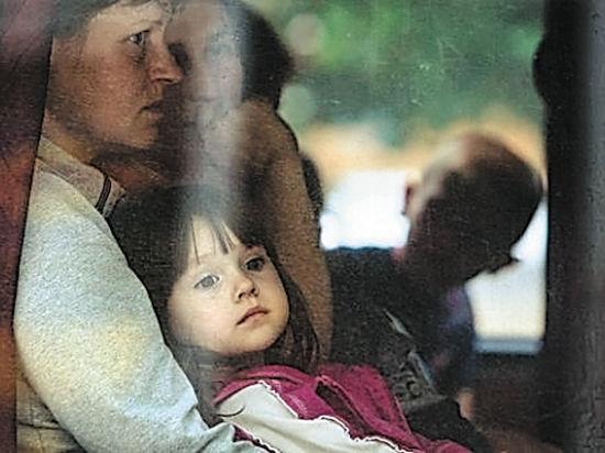 Орловская губерния отказалась от приема детей из Краматорска?