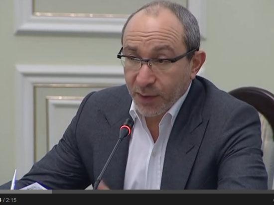 Мэра Харькова Геннадия Кернеса пытались убить: градоначальнику стреляли в спину