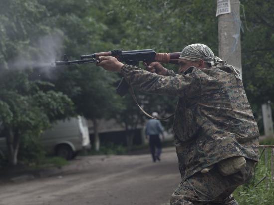 Британский журналист Грэм Филлипс снова пропал на Украине