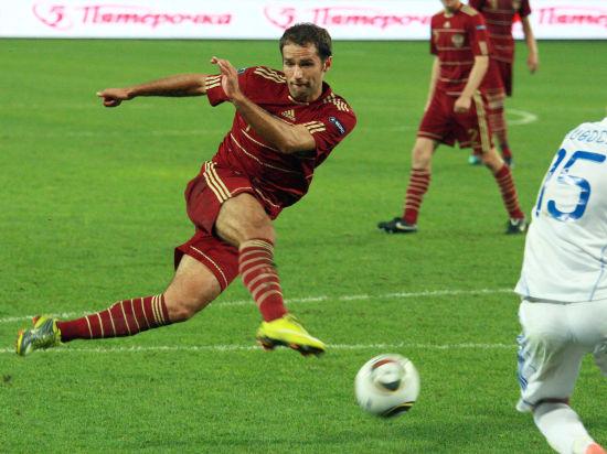 Роман Широков провел первую тренировку в общей группе «Спартака»
