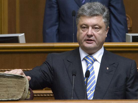Украинский политолог: «Порошенко не хочет в Европу»