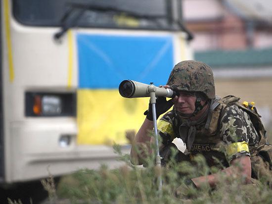 МИД Украины: Киев не собирается силой отвоевывать Донбасс