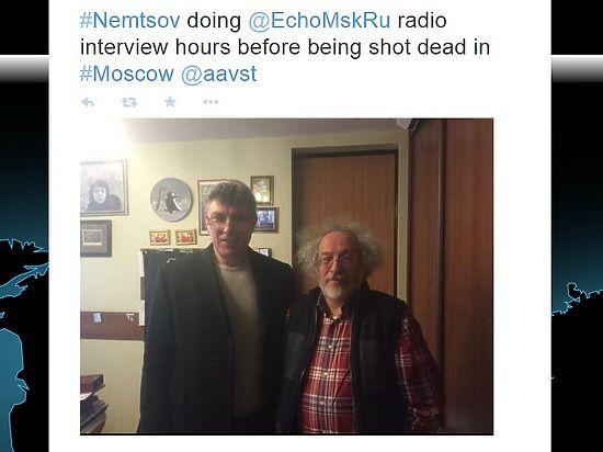 Следующей была не Собчак: киллеры планировали убить главреда «Эха Москвы» Венедиктова