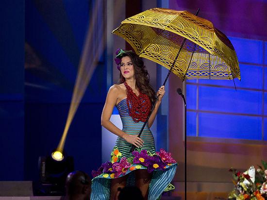 Пышные формы против тернового венка: как колумбийка победила украинку на конкурсе «Мисс Вселенная»