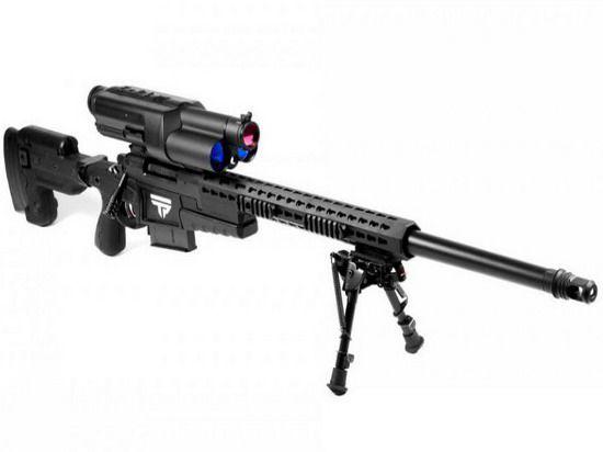 Профессия снайпера отныне не нужна: новая винтовка делает им любого человека