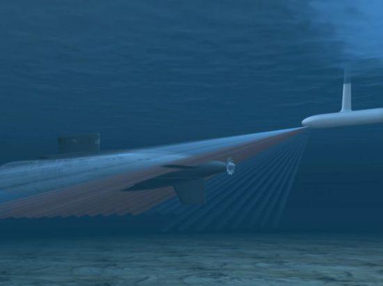 Американцы строят беспилотный дрон, уничтожающий подводные лодки