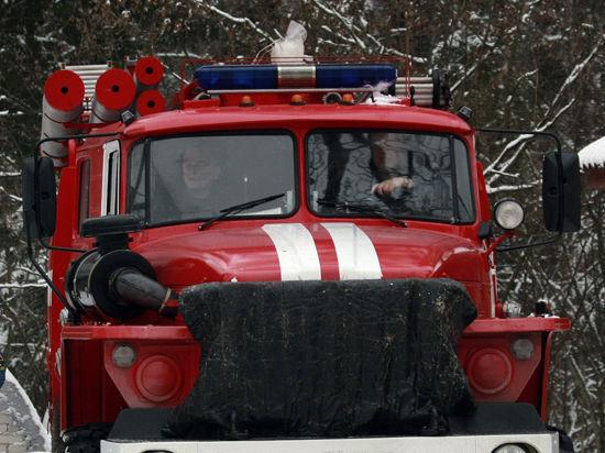 Пожарные не нашли возгорания на станции