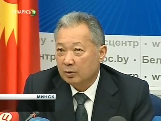 Экс-президент Киргизии Бакиев осужден пожизненно