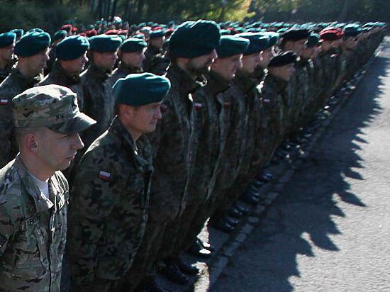 Польша «натянет» Украину на границу