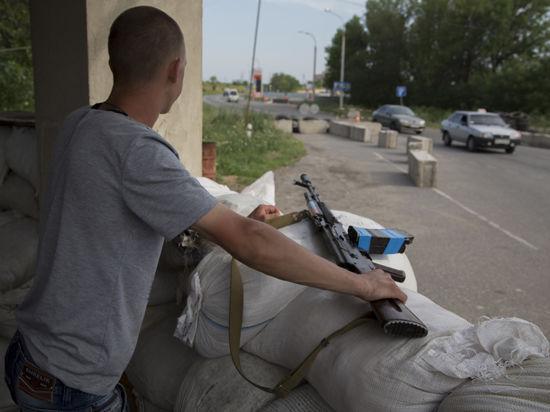 В Донецке скупили всю соль, магазины закрываются