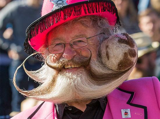 Борода — прямой путь к оральному проникновению