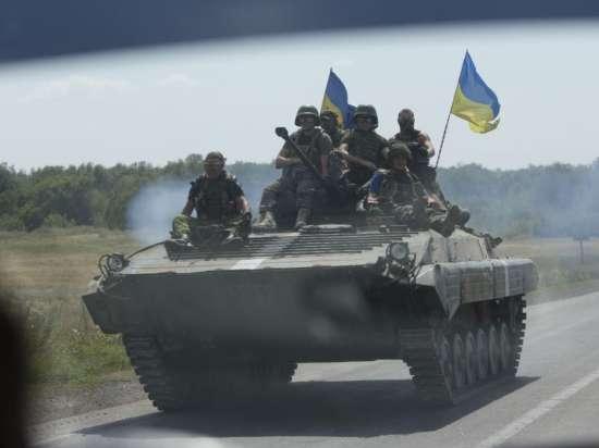 Канада начала поставку военной помощи на Украину