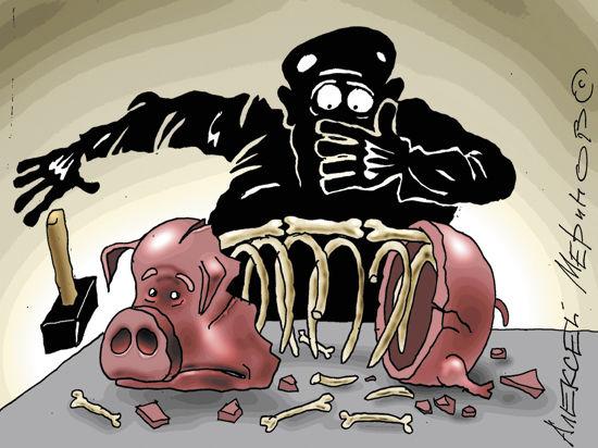 Силуанов предложил разработать запасной бюджет на случай, если санкции не снимут