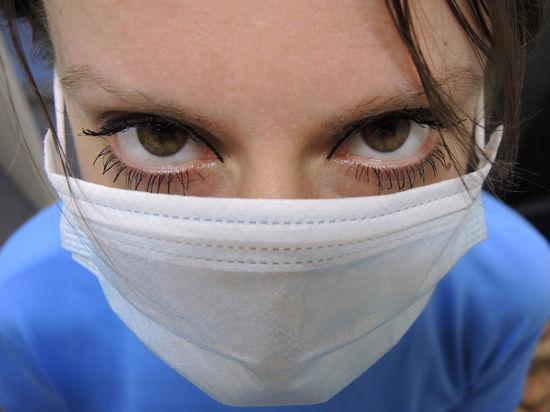 Медсестра — одна из самых опасных профессий в России