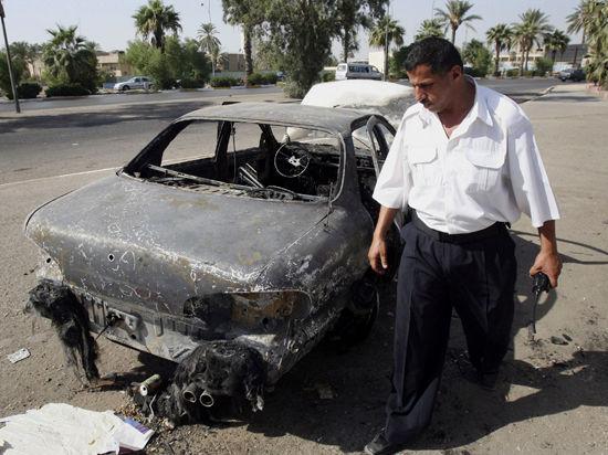 Война в Ираке: Багдад теряет нефть и территории