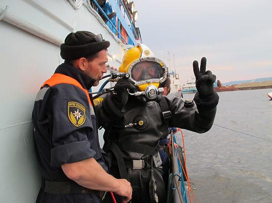 О секретах своей работы «МК» рассказал лучший водолаз МЧС России