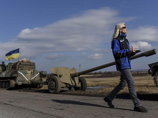 ОБСЕ не может проконтролировать отвод вооружений в Донбассе: нужны веб-камеры