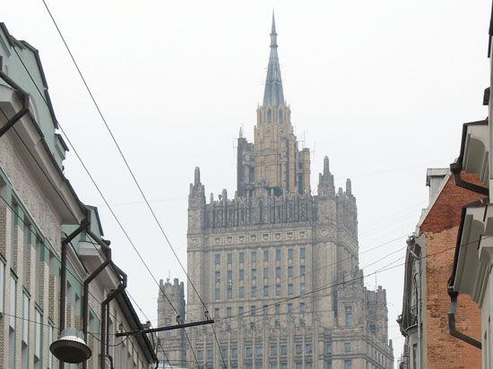 МИД призвал Киев освободить сотрудников российского посольства