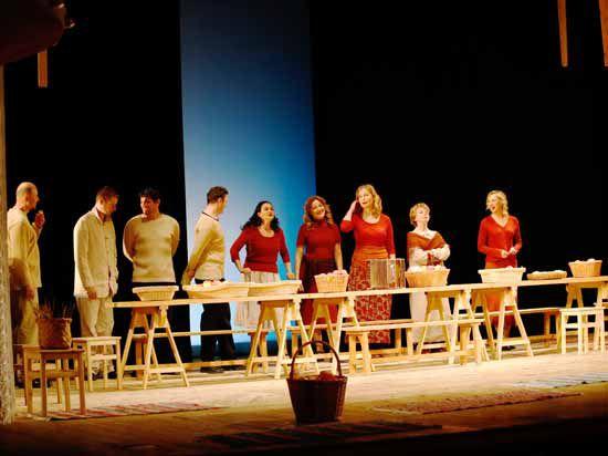 Московский театр прочувствовал творчество сибирского писателя