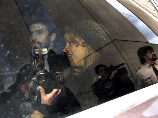 Шакира подтвердила слухи: она вновь ждёт сына от футболиста Пике