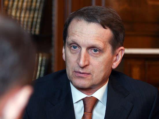 Визит Нарышкина в ПАСЕ: спикер Госдумы напугал французов убытками в 1 миллиард евро, они его - холодной зимой в Киеве