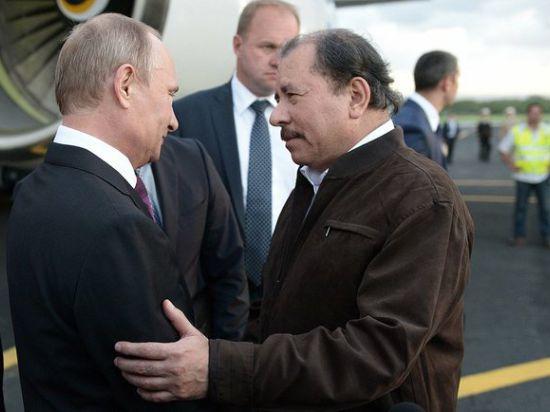 Путин свернул в Никарагуа: с президентом Ортегой обсудили поставки зерна и размещение ГЛОНАСС