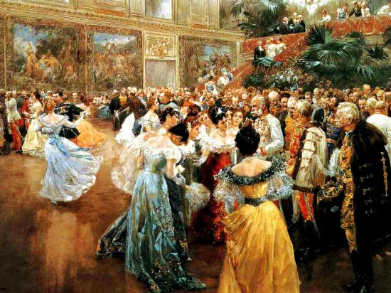 Короли часто переезжали, чтобы слуги могли отмыть дворцы от испражнений