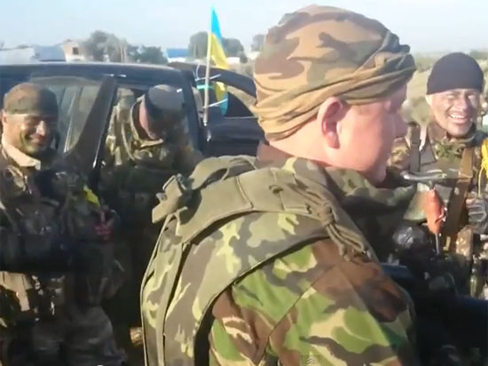 МВД Украины: Желание