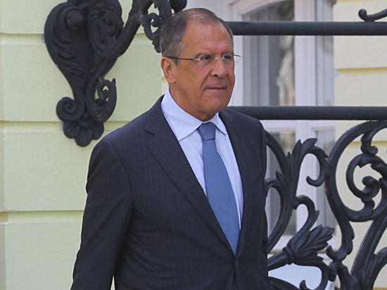 Лавров: Россия уже предоставляет военную помощь Ираку и Сирии